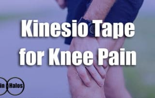 kinesio tape for knee pain