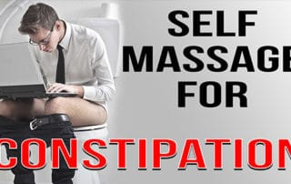 self massage for constipation